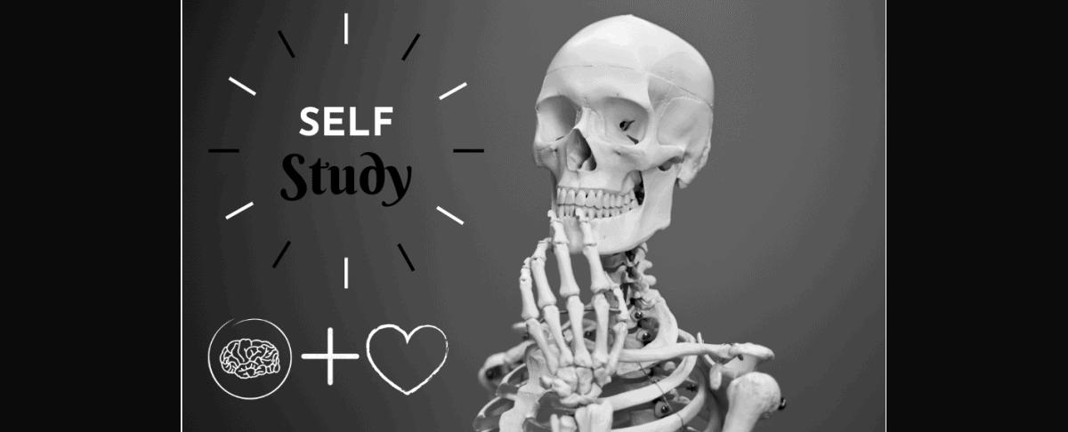 Self-Study: The Beauty and Usefulness
