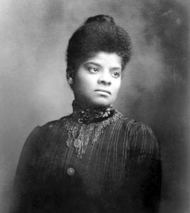 Ida B.Wells Image: Chicago Tribune