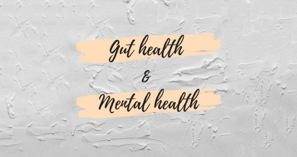 gut health and mental health