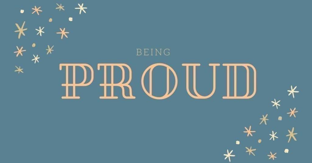 self pride