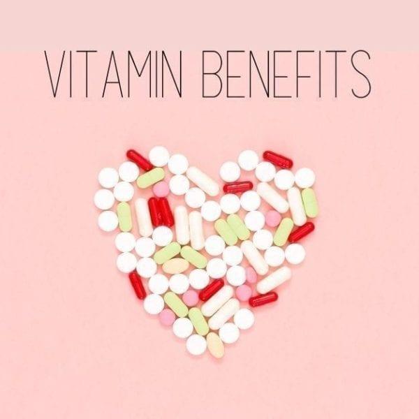 vitamin benefits