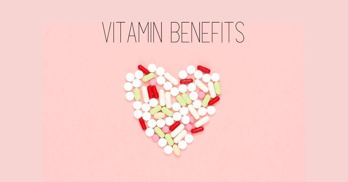 Your vitamin lowdown – what are the vitamin benefits to women?