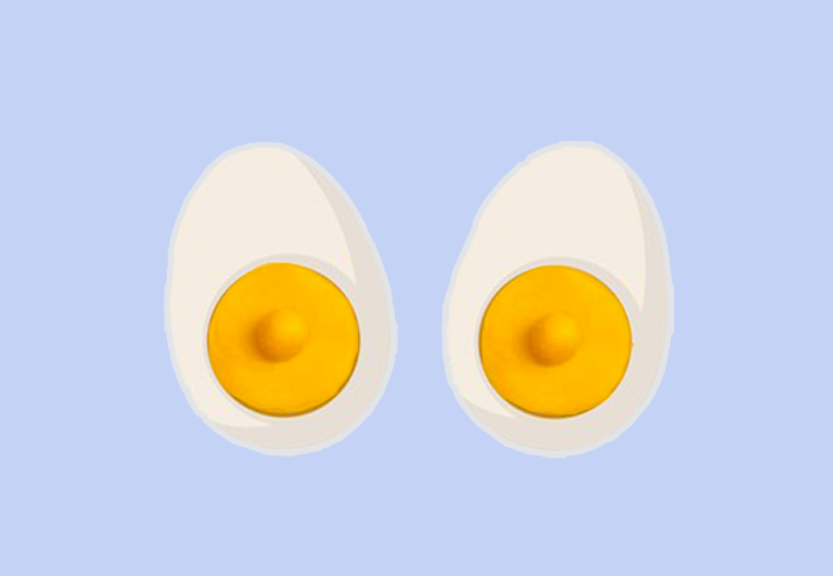 eggs with nipples